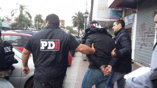 La PDI detuvo a un sospechoso del asalto a la casa de la madre de Soledad.