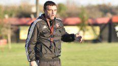 El entrenador de Newells, Diego Osella, está conforme con los trabajos del primer equipo que se está armando para la Superliga.