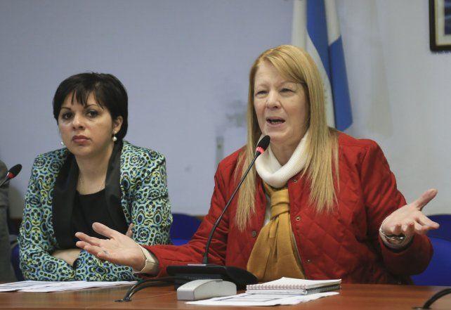 La dirigente del GEN Margarita Stolbizer salió al cruce a las críticas de la expresidenta Cristina Fernández.