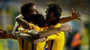 A Central le costó más de la cuenta, pero venció a Villa Mitre y avanzó en la Copa Argentina