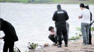 De terror. La calavera hallada junto al río esclareció el crimen de Daniel Luque.