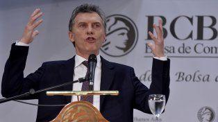 Macri es investigado por el posible delito omisión maliciosa en su declaración jurada de bienes.