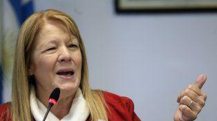 Stolbizer aseguró que Cristina Kirchner no puede justificar ni la parte en blanco de su patrimonio