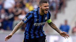 El anuncio del presidente de Inter ante los rumores: Icardi es intransferible