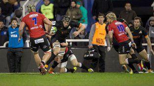 Jaguares cerró su primera temporada en el Súper Rugby con remontada y triunfo ante Lions