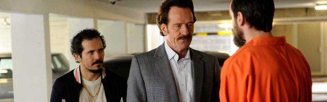 The Infiltrator se estrenó el viernes en Estados Unidos. Cranston emcarna al agente federal Mazur