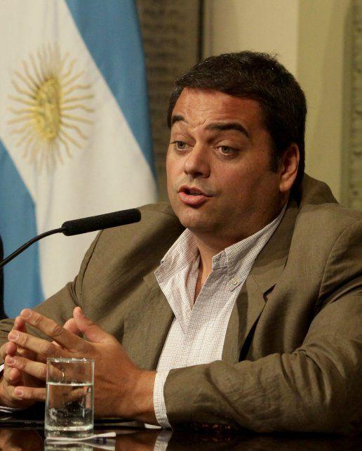 réplica. Jorge Triaca dijo que el PJ no tiene cara para criticar el tarifazo.