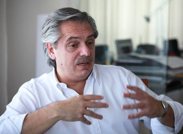 La ley de Medios nunca funcionó, consideró Alberto Fernández
