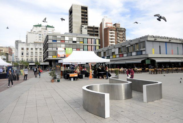 El Centro Cultural Roberto Fontanarrosa.