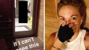 Una foto en Snapchat desató una investigación policial.
