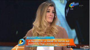 Florencia Maggi contó el verdadero motivo por el cual reveló que está embarazada de Matías Alé