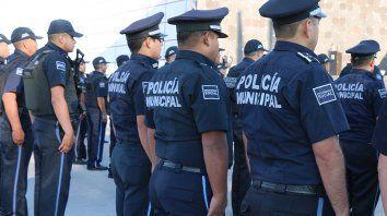 no es necesaria una reforma constitucional para crear una policia municipal
