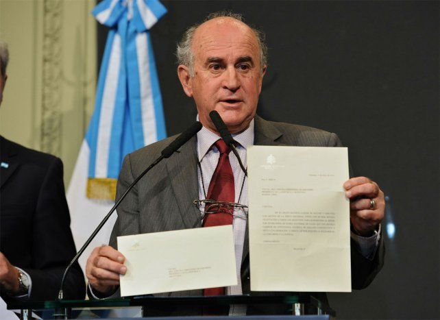 Parrilli negó que Cristina Kirchner pueda ir presa