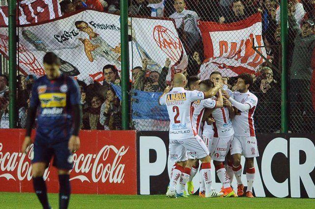 Central Córdoba cayó frente a Huracán y quedó afuera de la Copa Argentina