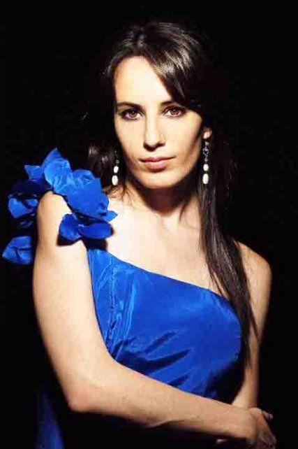 La cantante actuará acompañada por el pianista Horacio Castillo. El repertorio incluye obras de Gershwin