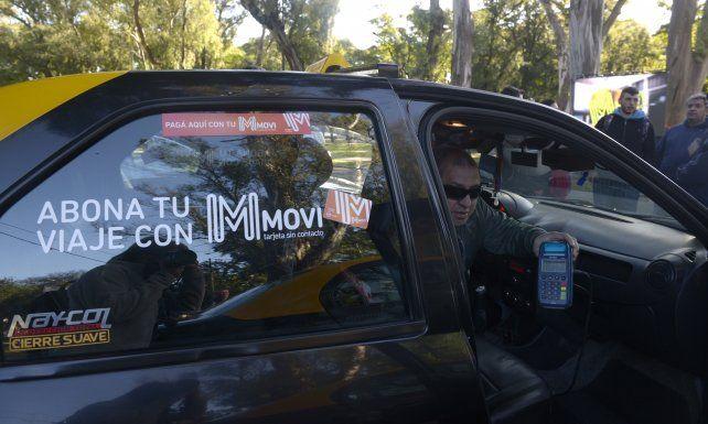 La Municipalidad de Rosario implementó una prueba piloto con 50 taxis