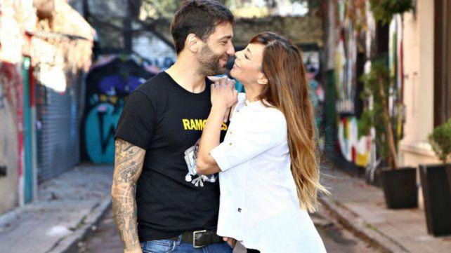 Ximena Capristo y Gustavo Conti