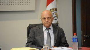 El juez. José Luis Mascali dictó la sentencia en primera instancia.