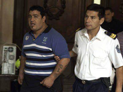 El último. Gonzalo Gómez tiene condena a 22 años de prisión pero no está firme.