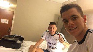 Martínez y Lo Celso