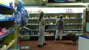La suba de precios impactó directamente en las ventas en los pequeños comercios rosarinos