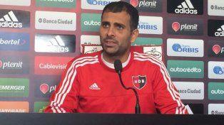 Luciano Pocrnjic dijo que Newells debe hacer un buen torneo