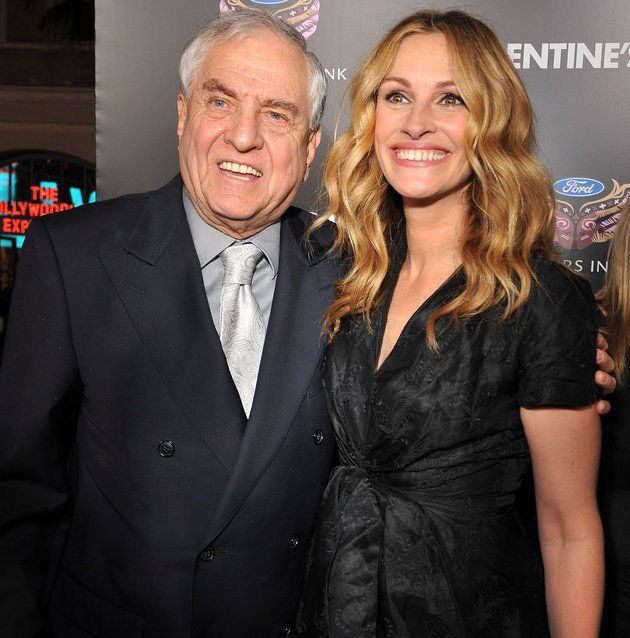 Musa. Garry Marshall y Julia Roberts