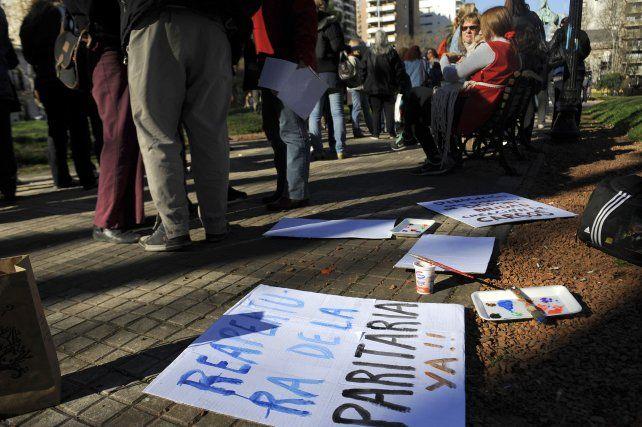 Amsafé Rosario quiere volver a discutir salarios para enfrentar la inflación.