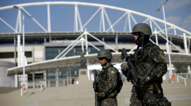 Alerta en Brasil ante la detención de personas que celebraron ataques reivindicados por el Estado Islámico.