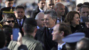 Macri sostuvo que Lifschitz por ahí se quedó con el chip de  su relación con el kirchnerismo