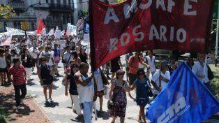 reclamo. Las autoridades sindicales pidieron la reapertura de paritarias. La inflación superó ampliamente el ingreso de los trabajadores