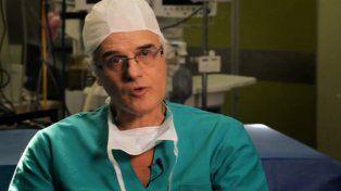 Logro. Horacio Vogelfang destacó los alcances de la pionera cirugía.