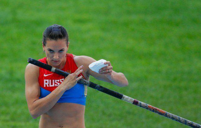 Gracias por haber enterrado al atletismo ruso