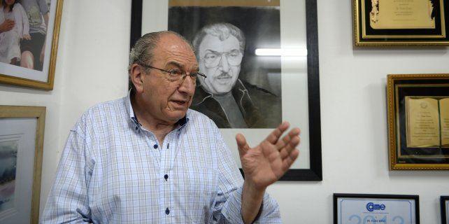 Elías Soso no se encontraba en su casa cuando ingresaron los delincuentes.