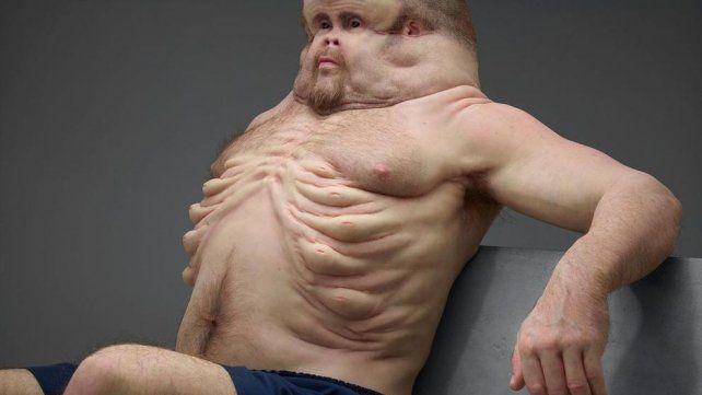 Graham es un prototipo de ser humano capaz de resistir accidentes de tránsito.