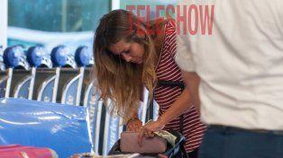 Las fotos de la Princesita Karina con el Kun en Miami aumentan los rumores de embarazo