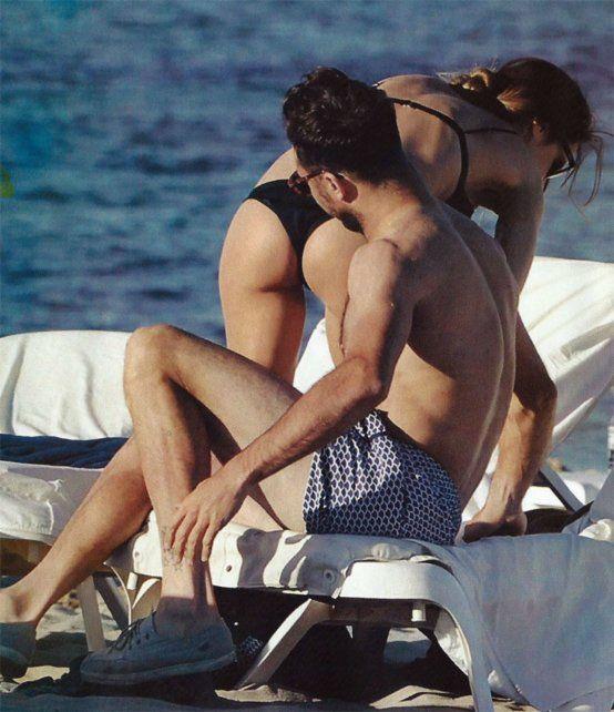 Pampita y Mónaco cultivan el perfil bajo y siguen adelante con su romance.