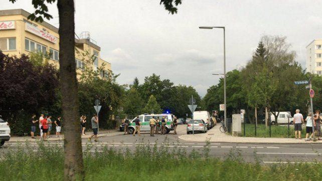 Confirman nueve muertos en un tiroteo en un centro comercial de Múnich