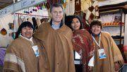 El presidente Mauricio Macri estuvo hoy en la provincia de Catamarca.