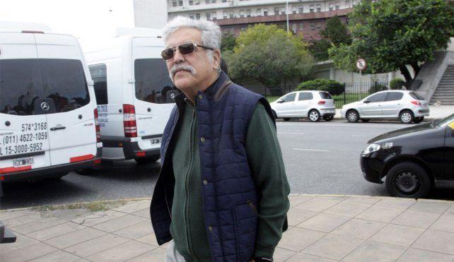 El exministro de Planificación Federal Julio De Vido radicó una denuncia por robo en la policía.