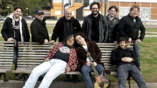 La viola al frente. Coco Maskivker y Roger Muzzio encabezan la primera maratón local dedicada a la guitarra de rock.