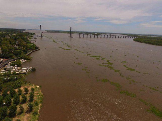 Río en peligro. Encontraron la mayor concentración de tóxicos en los sedimentos del fondo
