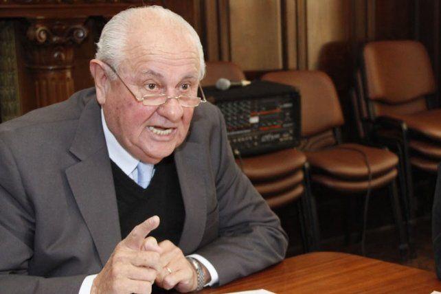 Desde la banca. Cavallero ya había presentado un proyecto para que se hiciera una auditoría integral de la concesión.