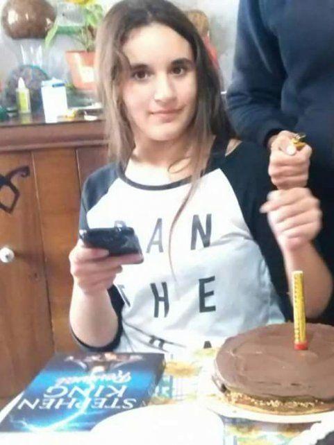 La joven desapareció de su hogar alrededor de la medianoche.