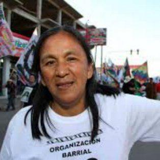 Está presa por corrupción, con muchas causas, algunas que ya se están elevando a justicia, con temas que han sido demostrado, por ejemplo como sacaban los bolsos con dinero del banco, replicó Morales.
