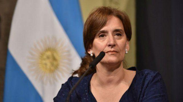 Michetti se defendió de las críticas y dijo que el trabajo en la fundación no es incompatible con la función pública.
