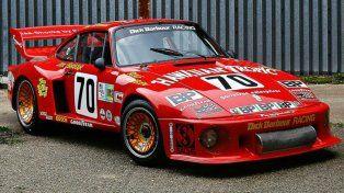 Joya. El auto de carreras fue desarrollado a partir del Porsche 930 de calle.