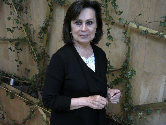 Referente. La autora de Delirio es una de las invitadas de la Feria del Libro de Lima.