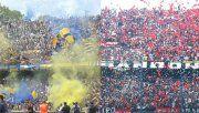 Otro domingo de una rivalidad clásica en el estadio Coloso Marcelo Bielsa