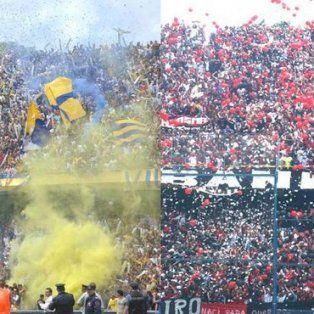 otro domingo de una rivalidad clasica en el estadio coloso marcelo bielsa
